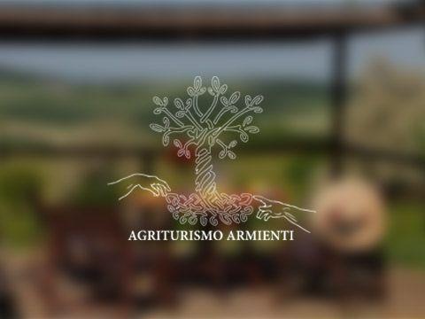 Logo per l'Agriturismo Armienti. Si richiede un logo che esprima tutta la forza e la vitalità della natura.