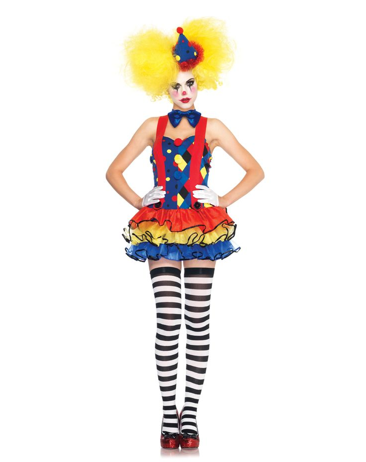 giggles the clown womens costume at spirit halloween everyone will be laughing it up with - Spirit Halloween Vancouver