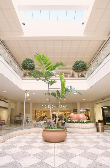 Nordstrom Court | Hillsdale Shopping Center | San Mateo, California
