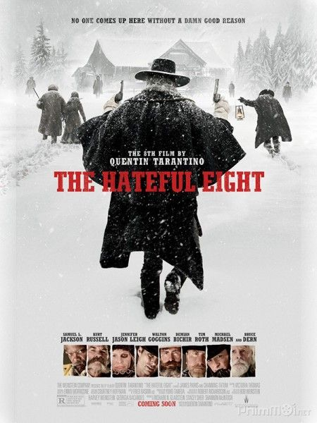 Tám Hận Thù - The Hateful Eight: