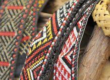 Taniko weaving