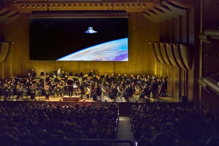 STAR WARS in Concert - Von New York nach Stuttgart