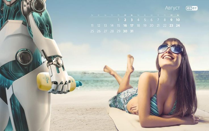 Наш #календарь на #август отлично смотрится на рабочем столе: http://on.fb.me/1odkxxJ #интернет #ESET #антивирус. pic.twitter.com/vyXqisviZ3
