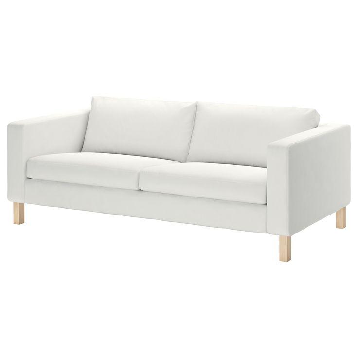 office couch ikea. KARLSTAD Sofa - Blekinge White IKEA $499.00 + Delivery Office Couch Ikea