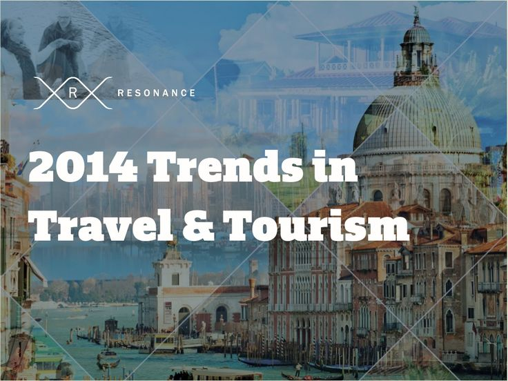 2014 Travel & Tourism Trends by chrisfair via slideshare