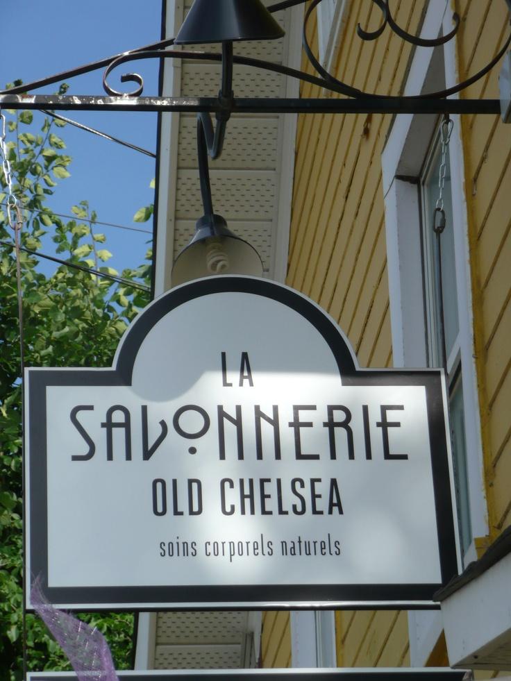 Savonnerie Old Chelsea Soapery  205 chemin Old Chelsea Rd  Chelsea, QC.