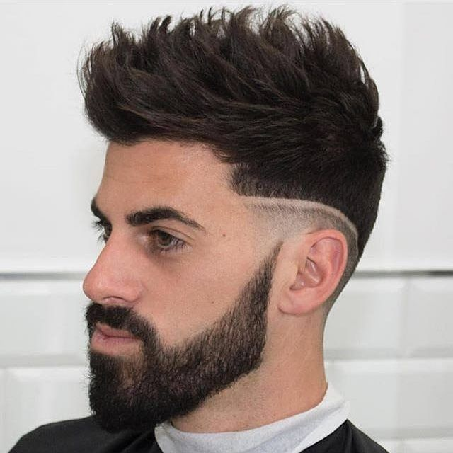 popular mens haircuts 25 best ideas about mens hairstyles with beard on 9503 | 3d1815d9503e5cf7d51dea8446efb778