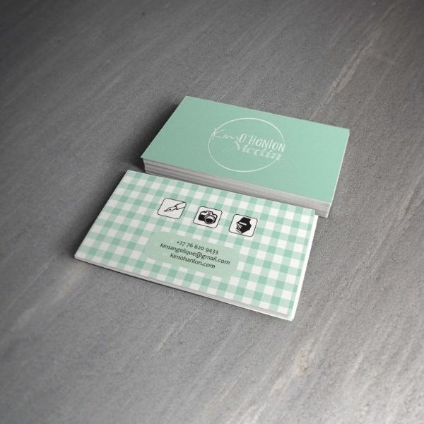Business Cards | Kim O'Hanlon Media
