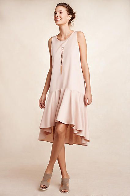 LOVEEEE!!! FOR BRIDAL SHOWER OR REHEARSAL Camellia Dropwaist Dress - anthropologie.com