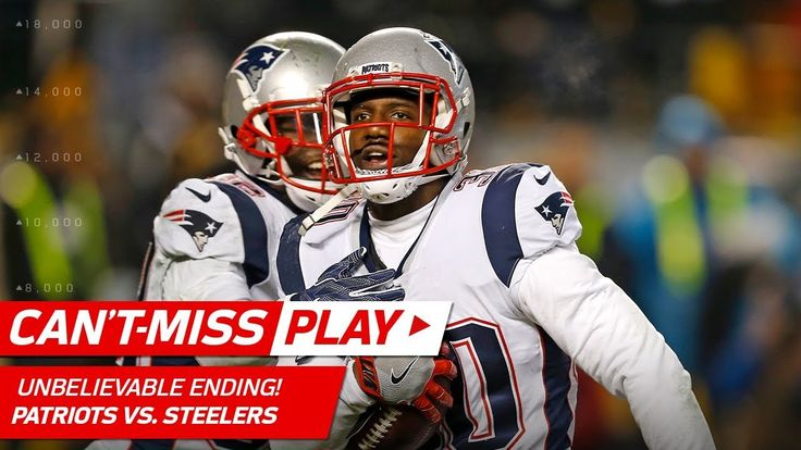 UNBELIEVABLE ENDING to Patriots vs. Steelers Game! | Can't-Miss Play | NFL Wk 15 Highlights - NFL News Videos