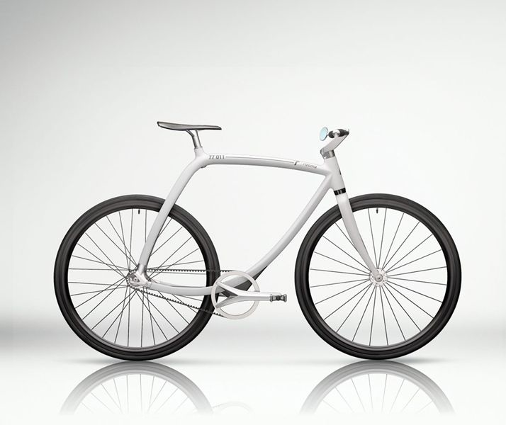 77|011 Metropolitan Bike || Designed in Italy, boasts excellence in its carbon and billet aluminum construct. Click image for more