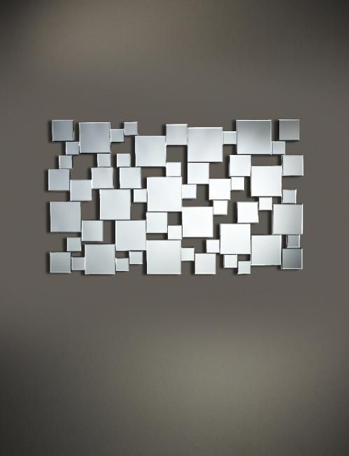 Deknudt Mirror - Pixels