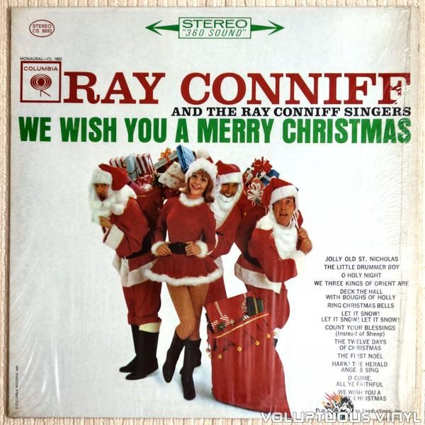 Nobody can nail the standards as well as Ray Conniff.  No liberties taken, just straight representations as they were original written.