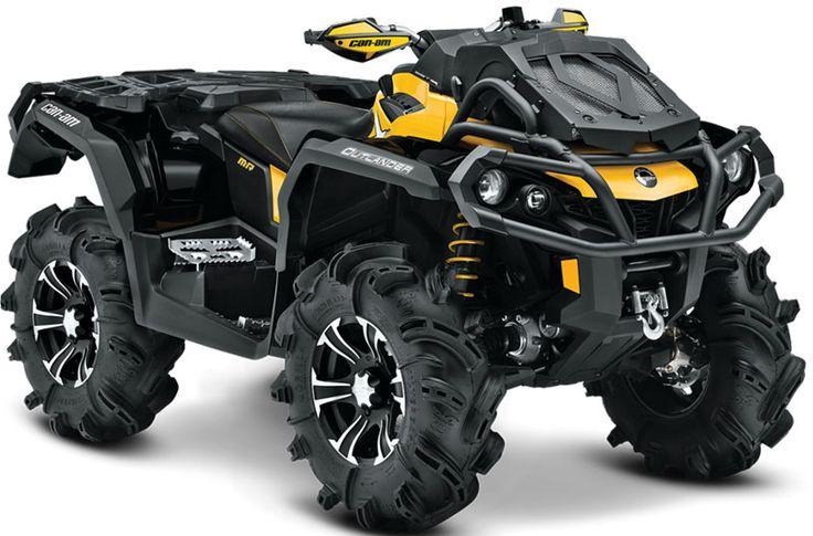 Can-Am ATV - Outlander 1000R XMR