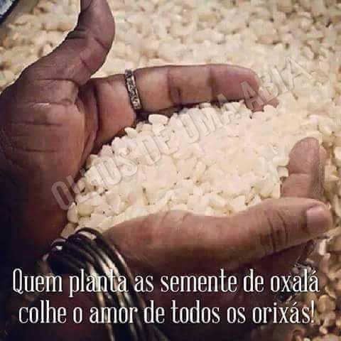 Entidades Ciganas da Umbanda (Clique Aqui) para entrar.: ORIXÁ OXALÁ