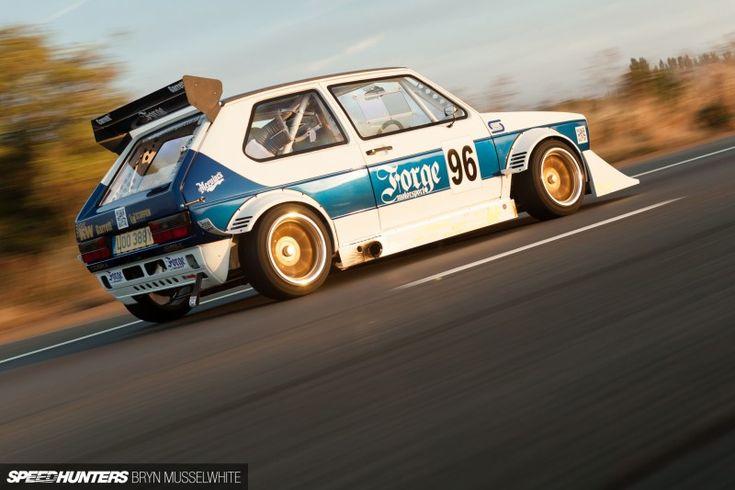 Forge Motorsport Mk1 #VW #Golf #BergCup