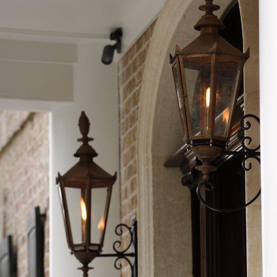 32 best gas lighting images on pinterest outdoor lighting english manor electric lantern copper outdoor lighting workwithnaturefo
