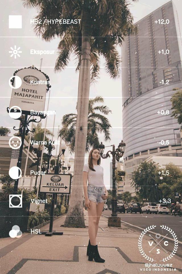 Rumus Settingan Filter Vsco Cam Agar Foto Instagram Semakin Keren Pengeditan Foto Trik Fotografi Kursus Fotografi