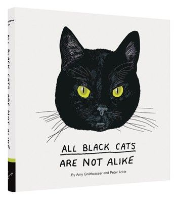 Book Mews: All Black Cats Are Not Alike find this fantastic photo from Katzenworld