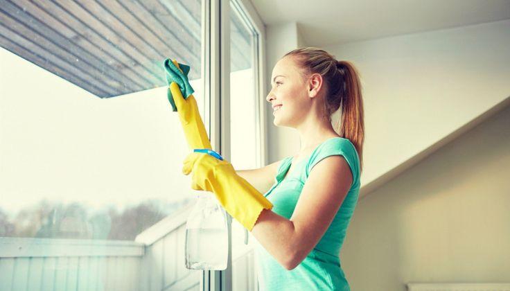 Κάντε τα θολά τζάμια παρελθόν με ένα απόλυτα μη τοξικό και σούπερ αποτελεσματικό υγρό καθαρισμού.