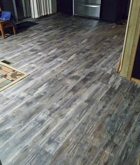 Lifeproof Restored Wood 8 7 In X 47 6 In Luxury Vinyl Plank Flooring 20 06 Sq Ft