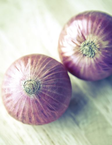 Benefícios da cebola roxa
