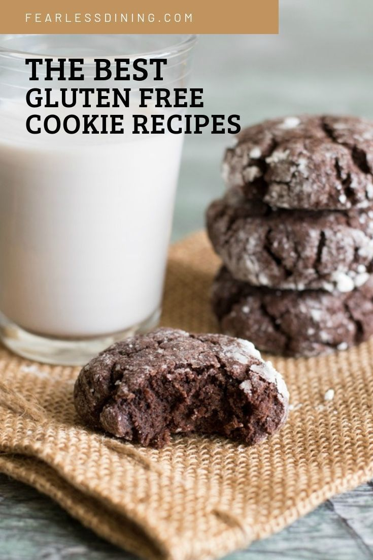 Here Are Some Of The Best Gluten Free Cookie Recipes On Pinterest Tons Of Diff Gluten Free Cookie Recipes Gluten Free Holiday Cookies Best Gluten Free Cookies
