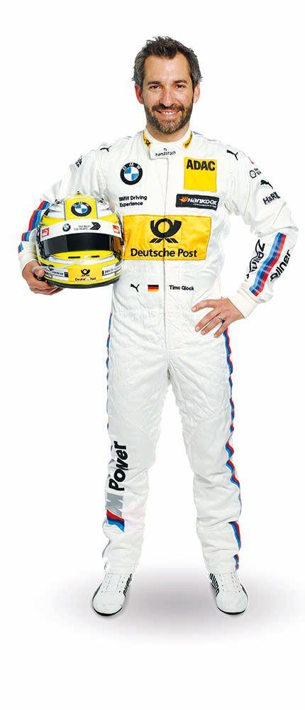 Timo Glock fährt 2016 für das BMW Team RMG in der DTM