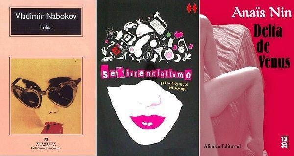 15 Libros mucho más eróticos que 50 Sombras de Grey que debes leer