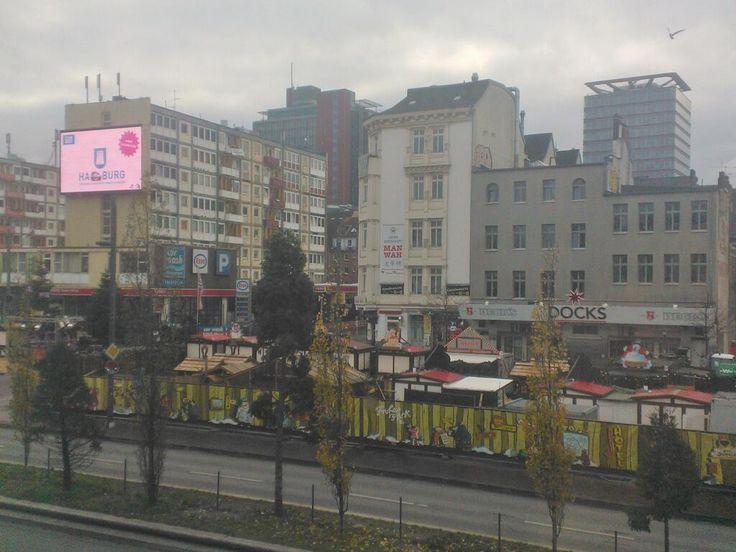 #Hotel #Monopol, #Hamburg #Reeperbahn