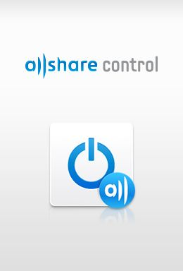 SAMSUNG ALLSHARECONTROL 2.0    GUI DESIGN AND UI PLANNING
