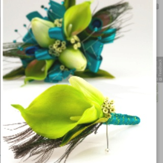 Prom corsage. Bring out your inner Princess, floral jewelry is super hot this Prom Season! We can replicate your favorite designs and match your corsage to your dress. Find us at www.flowersofcharlotte.com