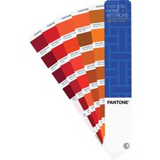 Pantone Color Guide - Fashion and Home, TPX Color