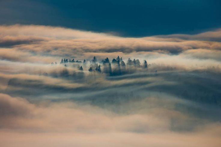 Słowenia - Dlaczego warto wstać wcześniej niż inni? By zobaczyć coś takiego! Słoweńskie wschody słońca [GALERIA]