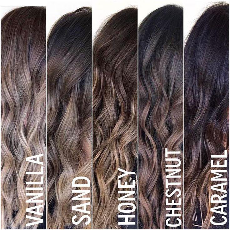 "Becky Miller on Instagram: ""Wonderful world of brunettes"" -  No photo description available.  - #becky #brunettes #hairscolorideas #hairstylesformediumlengthhair #hairstylestutorials #instagram #miller #wonderful #world"