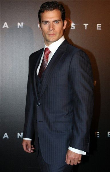 """After starring in """"Man of Steel,"""" Henry Cavill -- who's currently single! -- admitted to The Hollywood Reporter that """"going to Starbucks is now a thing of the past."""" The British actor, who grew up in the Channel Islands (a dependent territory of the English Crown), made his Hollywood debut in 2002 in """"The Count of Monte Cristo"""" and most recently starred in """"The Man from U.N.C.L.E.""""RELATED: Cavill Eye Candy"""