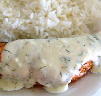Красная рыба в духовке / Блюда из лосося / TVCook ...