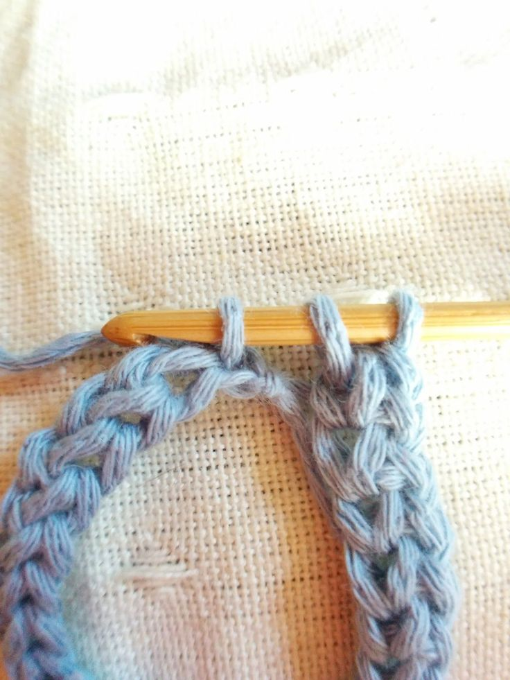 【かぎ針テクニック】細編みでいきなり作り目/土台の目を編む方法|Crochet and Me かぎ針編みの編み図と編み方