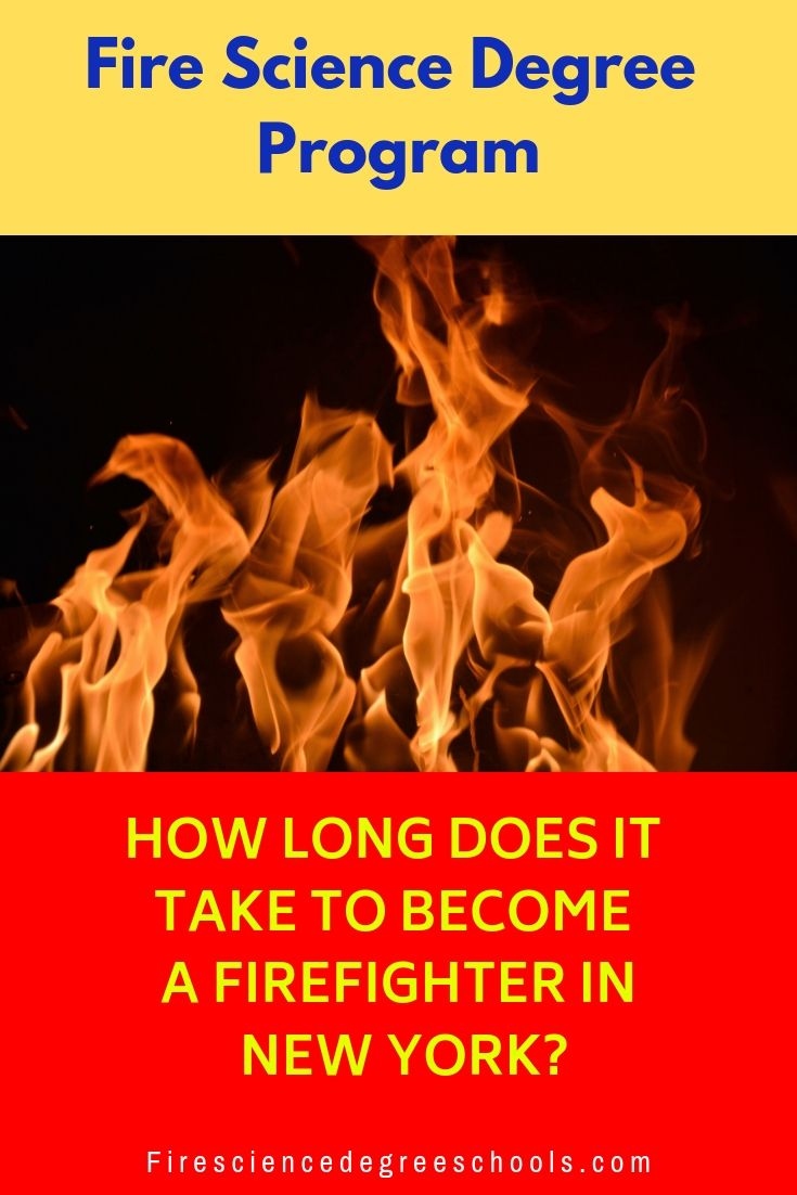 How Long Does It Take To Become A Firefighter In New York Career Becoming A Firefighter How To Become Firefighter