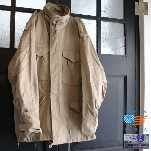 画像1: CORINTH(コリンズ)M-65 フィールドジャケット/ デッドストック