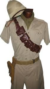 Image result for victorian ladies safari outfit
