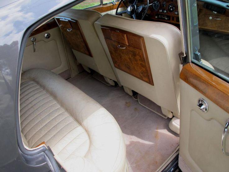 1963 ROLLS-ROYCE SILVER CLOUD III STANDARD SEDAN – LSCX49 – 49,636 MILES