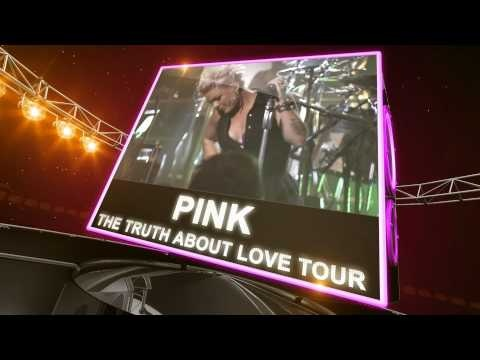 """P!nk has just announced her 2013 """"The Truth About Love Tour"""". Pink tickets are available online at http://www.ticketcenter.com/pink-tickets or call 1-888-730-7192 (toll free)."""