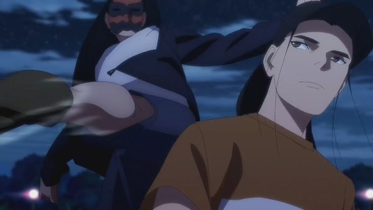 Hitori no shita the outcast season 3amv pull it
