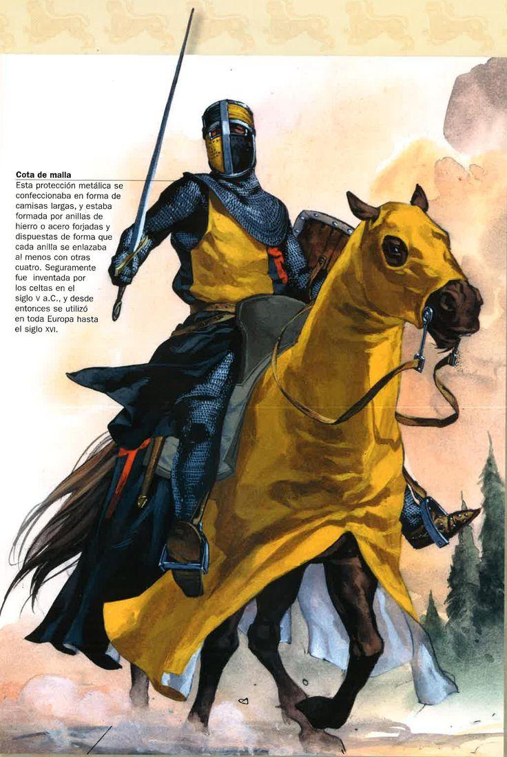 Caballero lombardo, Siglo XII