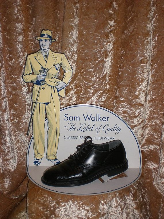 SALE: Limited Edition Sam Walker Shoe Display by TheGlamourist