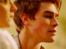 KJ Apa - dye his hair dirty blond and he could play Jamie in a Doon movie!