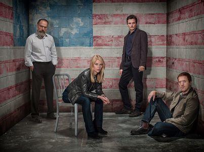 Homeland. Season 4 made up for Season 3.