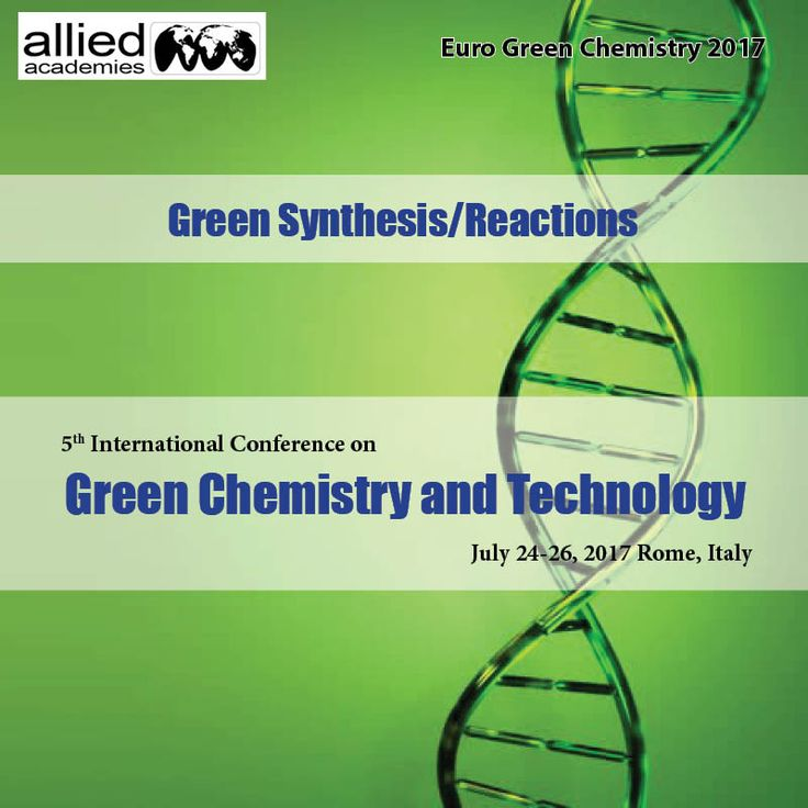 Green Reactions/Synthesis The ideology of Green Chemistry drives for the development of new green chemical synthesis and reaction conditions that can potentially provide benefits for chemical synthesis in terms of energy efficiency, product selectivity, operational simplicity, and health and #environmental safety. Conventionally, attaining the highest yield and product selectivity were the ruling factors for any chemical synthesis. Recently, innovative reactions with inherent advantages have…
