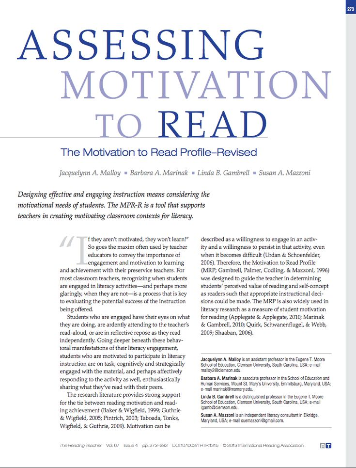 ASSESSMENT: Designing effective and engaging instruction means considering the motivational needs of students.  Research suggest a strong relationship between motivation and achievement. This article reviews a theoretical framework that  posits that motivation is determined by an individual's perception that they will be successful in performing a task and that they perceive a value in accomplishing the task. It provides teachers with a way to assess if this is being accomplished in their…
